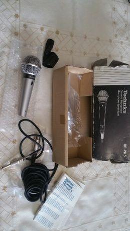 Technics VP-VK5.Japan! Микрофон динамический.