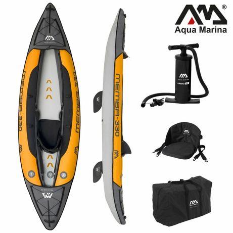 Kayak Profissional Aqua Marina Memba 330 para 1 pessoa