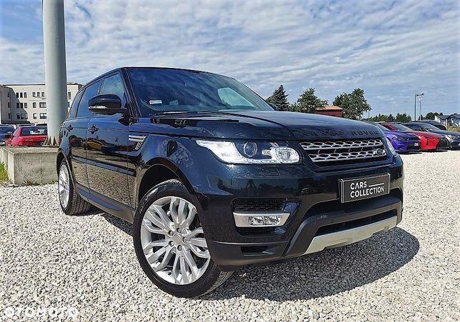 Land Rover Range Rover Sport Autobiography / DVD / Panorama / Meridian / Lodówka / FV23%