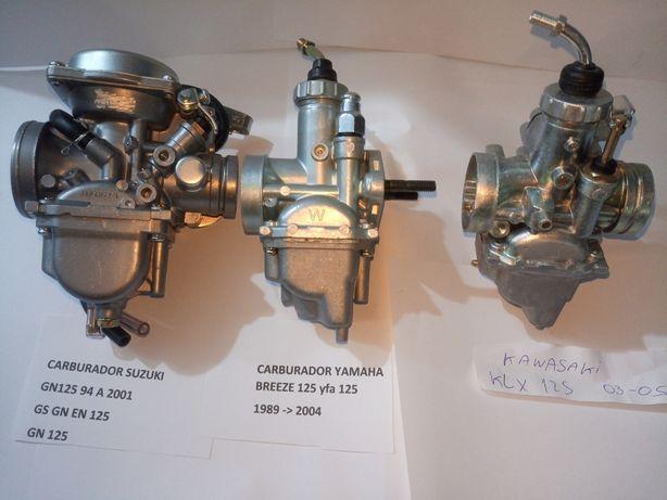 carburador yamaha suzuki kawasaki breeze GN GS EN klx 125 NOVO