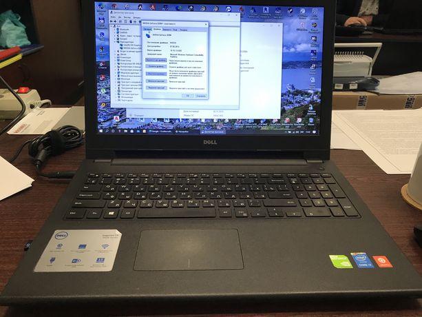 Ноутбук Dell inspiron 15