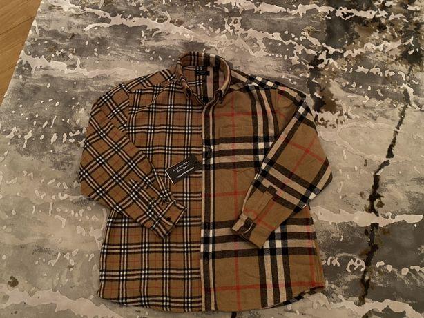 Сорочка куртка Burberry Гоша Рубчинский