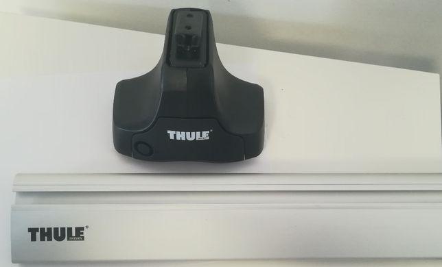 Thule WingBar 969 + Thule Rapid System 754 + Kit KIA