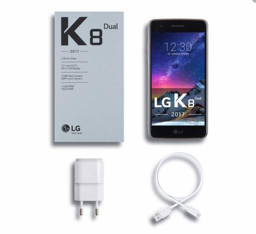 Telefon LG K8 dual sim 2017