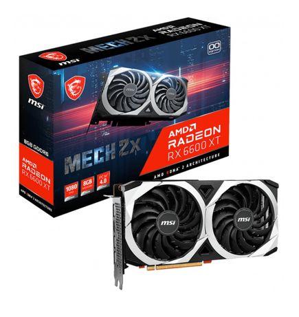 6600 XT, MSI, MECH 2X OC, 8Gb
