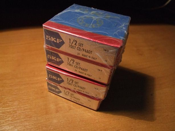 Łożyska precyzyjne SKF 7007 CD/P4ADT