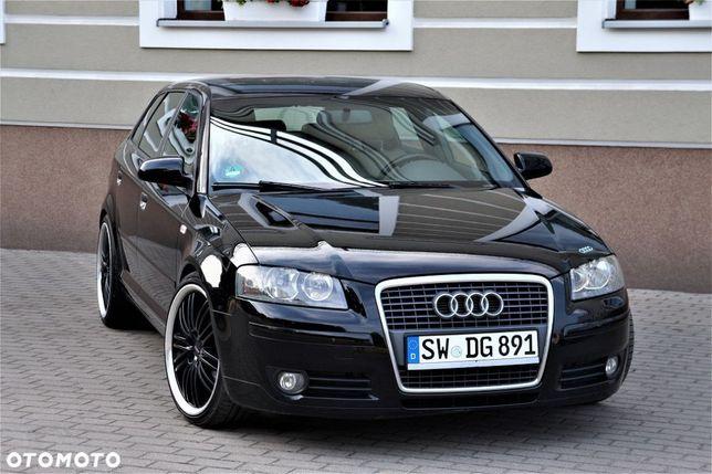 Audi A3 A3 Sportback 1,9 TDI 5 DRZWI o mocy 105kM Skóry Navi Zobacz