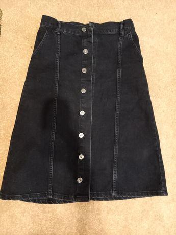 Продам юбку, размер 36, джинс