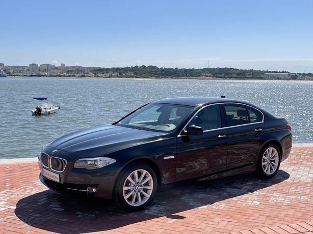 BMW 525 D NACIONAL 2012