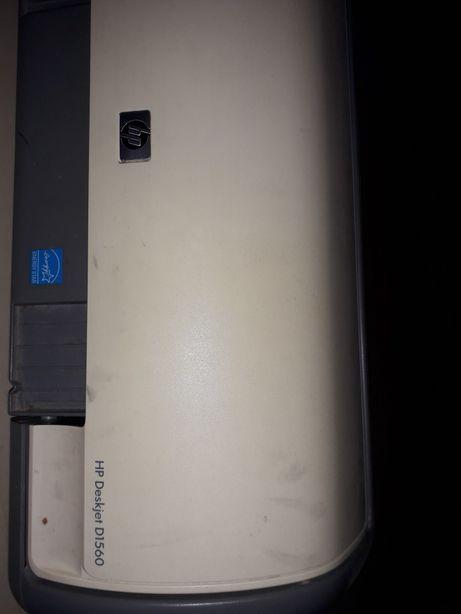 Drukarka HP D1560 wady