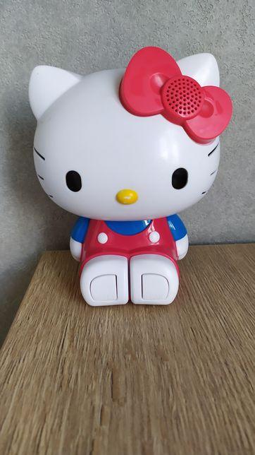 Портативное радио/колонка hello kitty