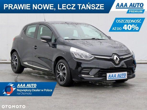 Renault Clio 0.9 TCe, Salon Polska, Serwis ASO, Navi, Klima, Tempomat, Parktronic