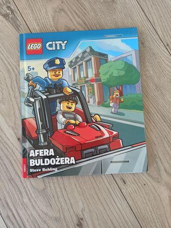 Książka LEGO Afera Buldożera