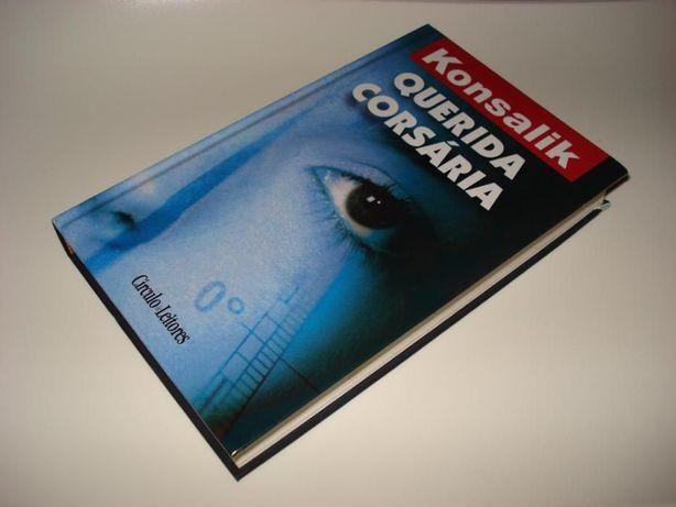 Livro - Konsalik - Querida Corsária (1978)