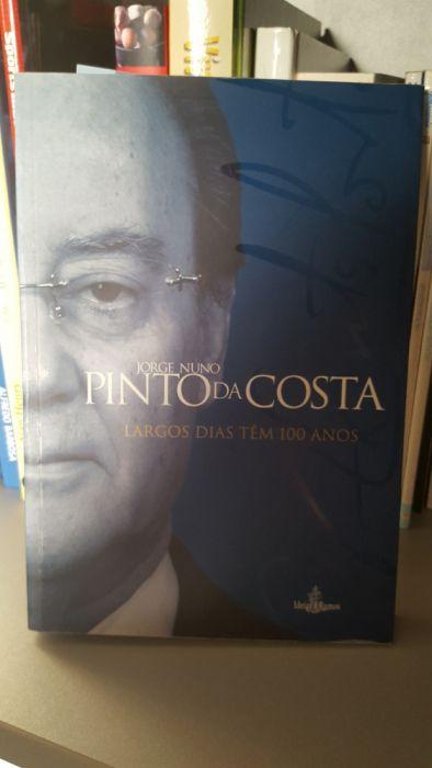 Livro Pinto Da Costa - FC Porto Vila do Porto - imagem 1
