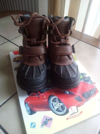 Детские ботинки Polo Ralph Lauren мальчику (оригинал, США)