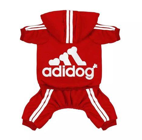 Ubranie dla psa adidog Kurtka kombinezon dres 6 kolorów M, L