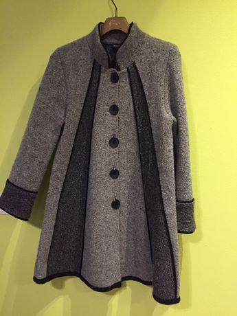 Sweter-plaszczyk