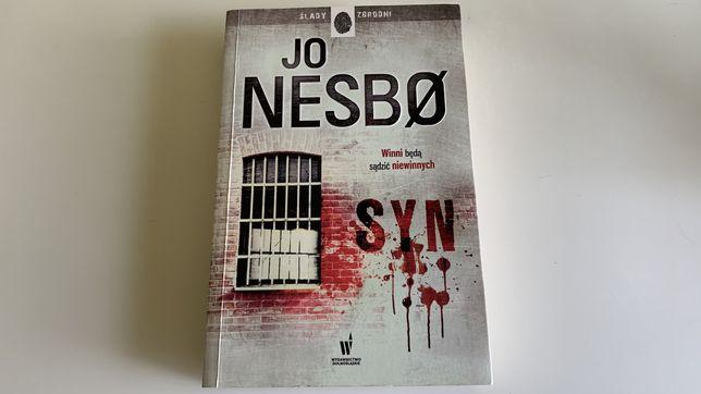 """Jo Nesbo """"Syn"""", rok 2014, okładka miękka, stan dobry."""