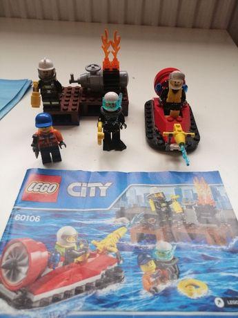 Lego 60106 Straż wodna