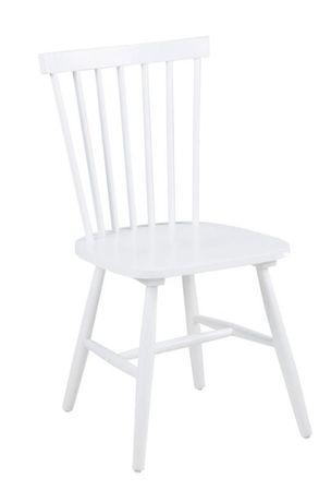 Krzesło prl patyczak Riano nowe białe jak Fameg/Thonet