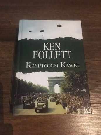 """Kryptonim kawki"" Ken Follet"