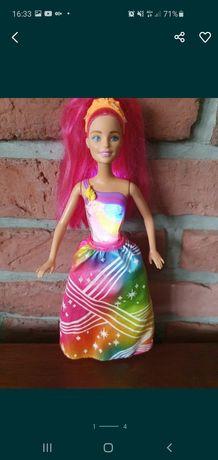 Lalka Barbie świecąca i grająca