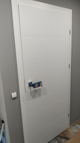 Drzwi Pol-Skone Simple prawe 90 ościeżnica 90 prawa 28-30 lewa 16-18