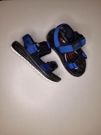 Детские сандалии 28р - 17см