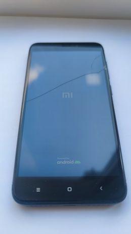Продам рабочий телефон Xiaomi redmi 4x 4/64