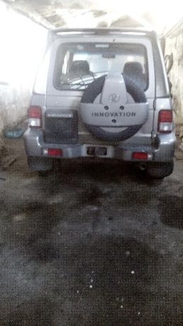 hyundai galloper turbo diesel
