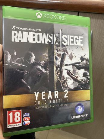 Rainbowsix Siege Year 2 Gold Edition Xbox One