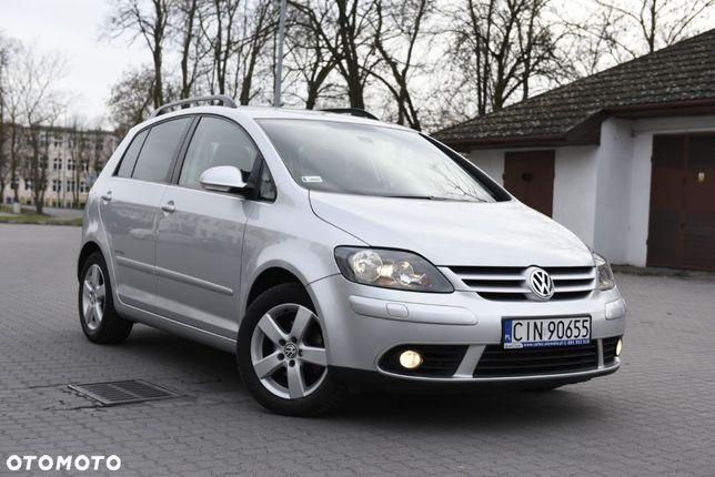 Volkswagen Golf Plus 1.4 MPI United bez najmniejszego wkładu finansowego Zobacz!