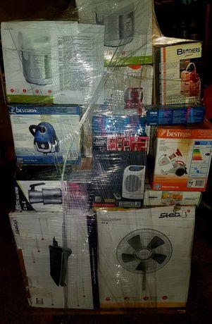 Микс палета , палета товарів , палети техніки , техніка , інструменти