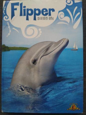 Golfinho FLIPPER, série anos 60, dvd