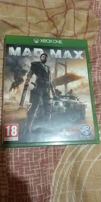 Mad Max PL Xbox One XOne