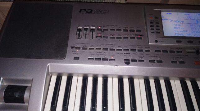 Продам Korg Pa 80(корг па 80)