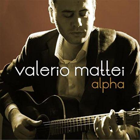 Valerio Mattei - Aplha (CD)