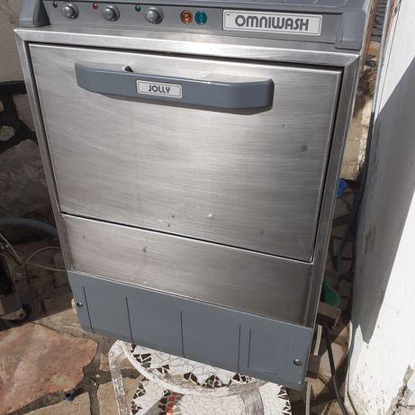 Maquina lavar chavenas e copo