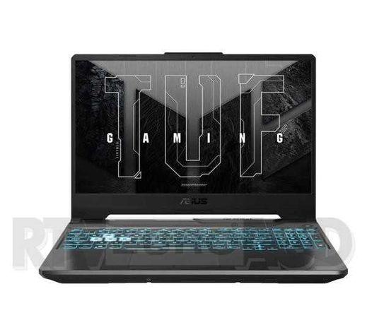 Laptop Asus TUF A15 RTX3060TI RYZEN 7 5800H W10 JAK NOWY