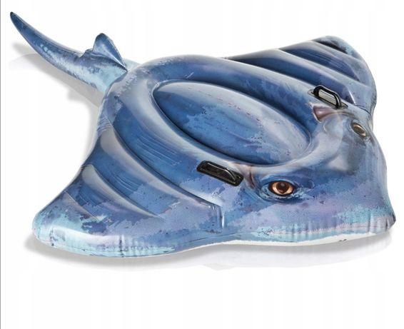 Zabawka do pływania płaszczka Intex 188 x 145 cm
