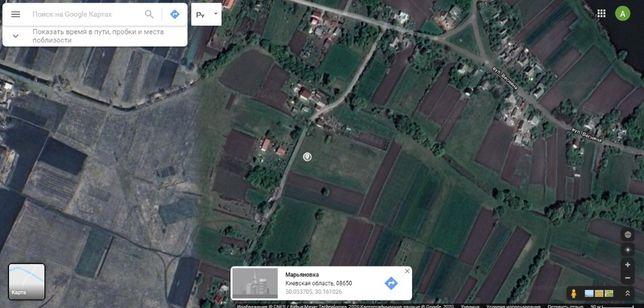 Продажа земли с.Марьяновка (Одесская трасса) 25 соток