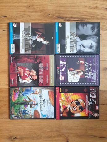 Film DVD Harry Angel Alicja w Krainie Czarów Ray Zakochany bez Pamięci