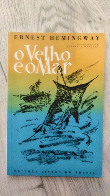 O Velho e o Mar de Ernest Hemingway