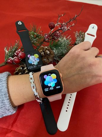 Умные часы IWO X7 Smart watch X7/T500 качественный аналог Apple Watch