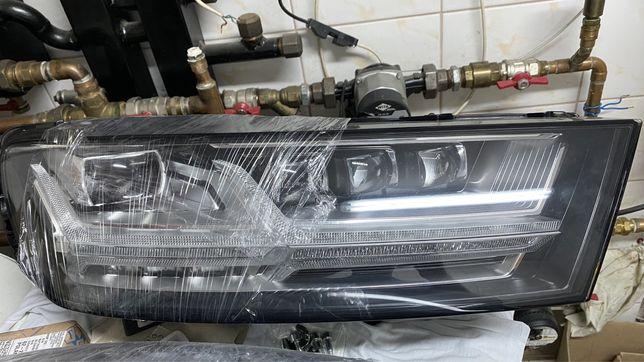 Lampy Matrix LED Audi Q7 4M  Idealne.