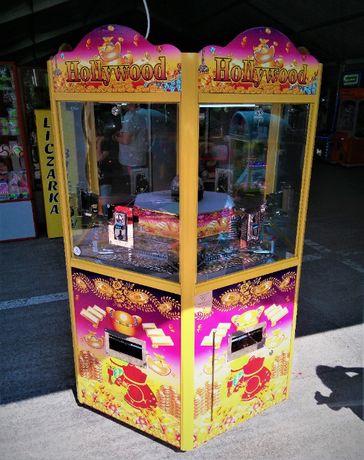Pusher Hollywood automat zarobkowy posezonowy