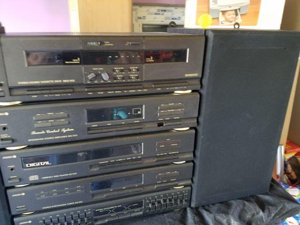 Głośniki Zgb 40-8-85 jak na foto diora unitra i ws502 diora