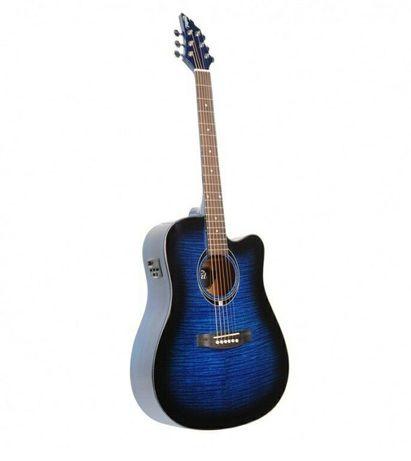 Gitara akustyczna FLYCAT C100 TBL CEQ