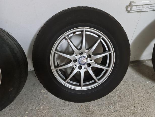 Jantes 17 Mercedes ML W166